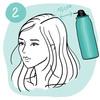 L'Oréal Paris Magic Retouch 75ml, Medium To Dark Blonde