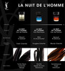 Yves Saint Laurent La Nuit De L'Homme Woda Perfumowana (100 ml)