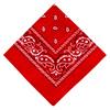 Shelas Bandana, czerwona (55 x 55 cm)