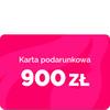Bon podarunkowy – 900 zł