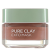 L'Oréal Paris Pure Clay Exfo Mask, Red (50 ml)