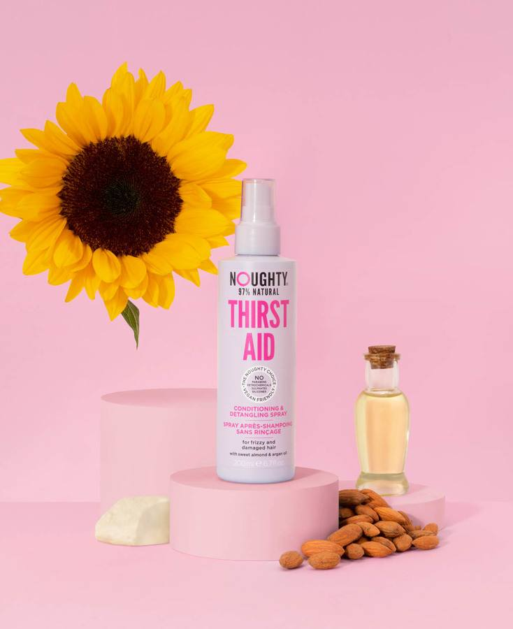 Noughty Thirst Aid Conditioning And Detangling Spray (250 ml)