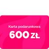 Bon podarunkowy – 600 zł