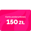 Bon podarunkowy – 150 zł