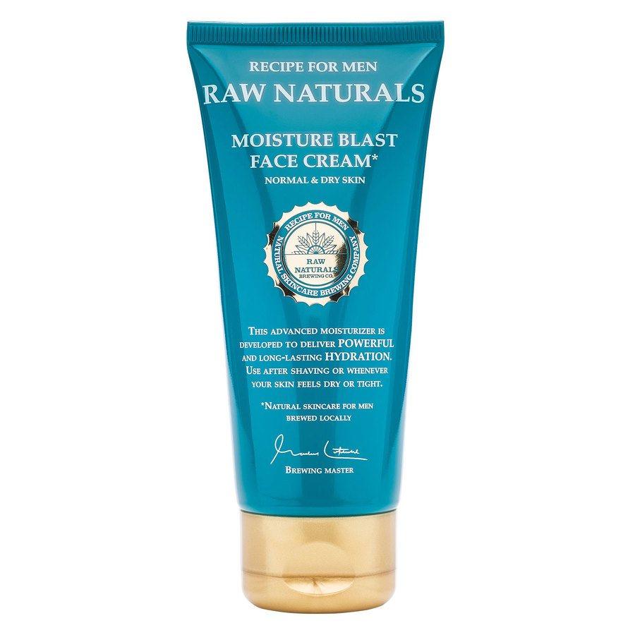Raw Naturals Moisture Blast Face Cream (100ml)