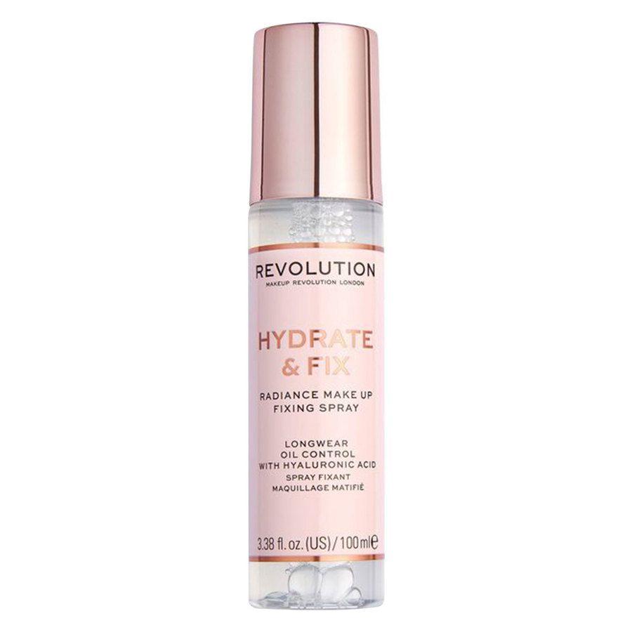 Make Up Revolution Hydrate & Fix Fixing Spray (100 ml)
