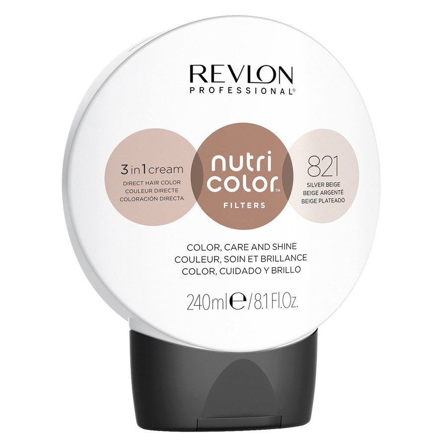 Revlon Professional Nutri Color Filters 240ml, 821