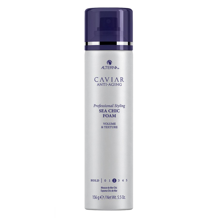 Alterna Caviar Sea Chic Volume and Texture Foam pianka do włosów w sprayu (160 ml)