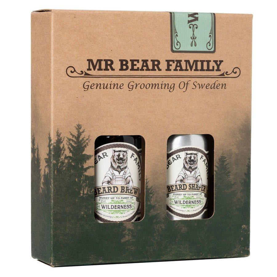 Mr Bear Family Kit Brew & Shaper Wilderness 60ml + 50ml