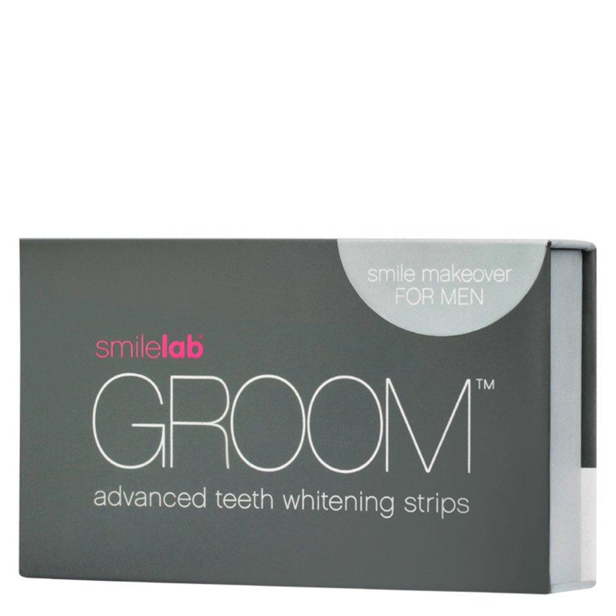 Smilelab Groom Advanced Teeth Whitening Strips (10 x 2 sztuki)