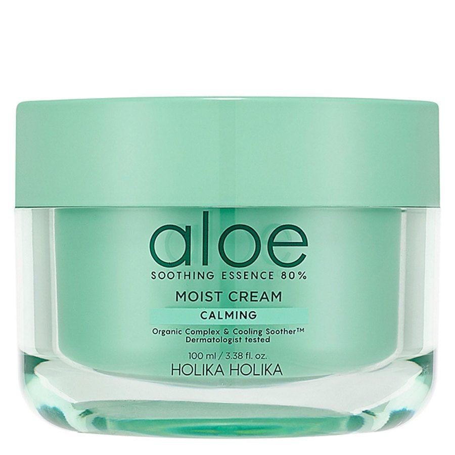 Holika Holika Aloe Soothing Essence 80% Moist Cream (100 ml)