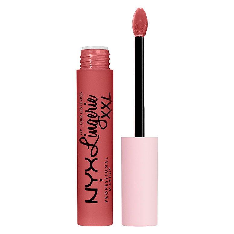 NYX Professional Makeup Lip Lingerie XXL Matte Liquid Lipstick 4ml, Xxpose Me