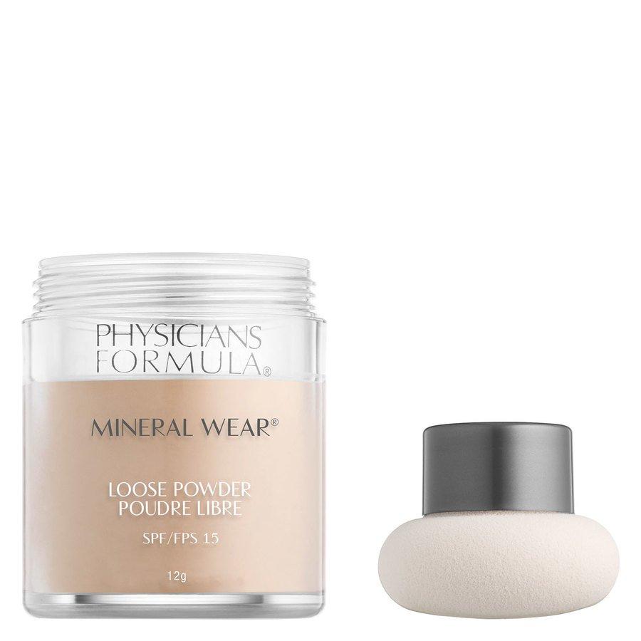 Physicians Formula Mineral Wear® Loose Powder SPF15 (12 g) ─ Translucent Light
