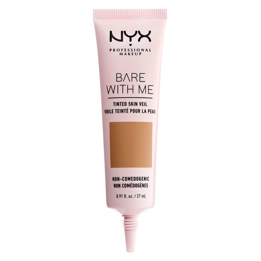 NYX Professional Makeup Bare With Me Tinted Skin Veil (27 ml), Golden Camel