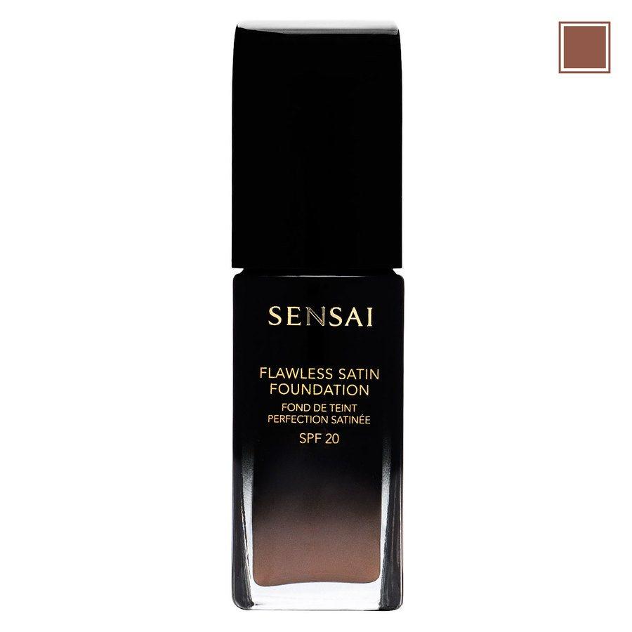 Sensai Flawless Satin Foundation FS205 Mocha Beige (30 ml)