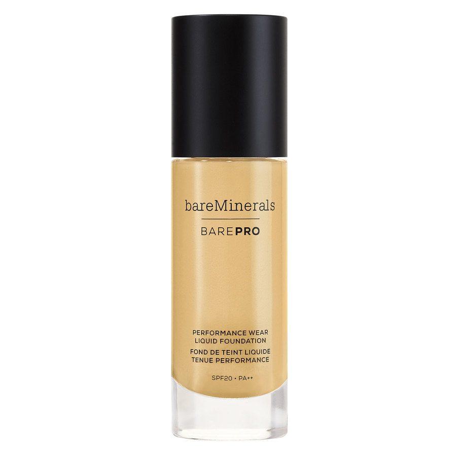 BareMinerals BarePro Liquid Foundation, Sandstone 16 (30 ml)