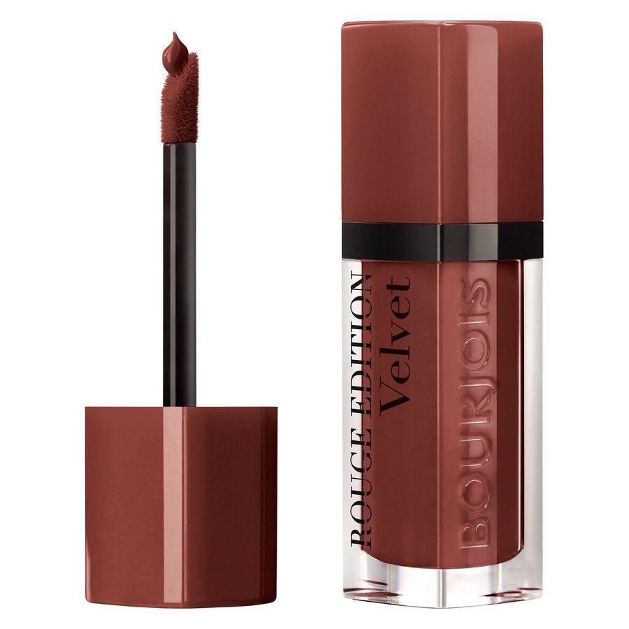 Bourjois Rouge Edition Velvet Lipstick (6,7 ml), 33 Brun'croyable