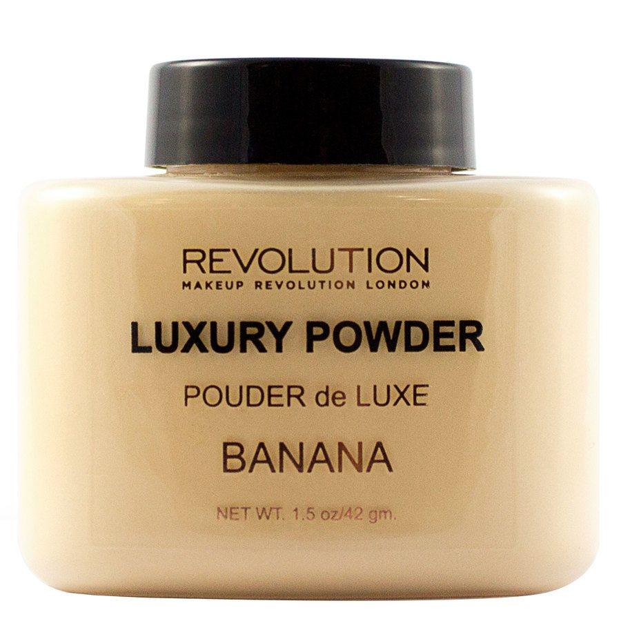 Makeup Revolution Luxury Baking Powder Banana (42 g)