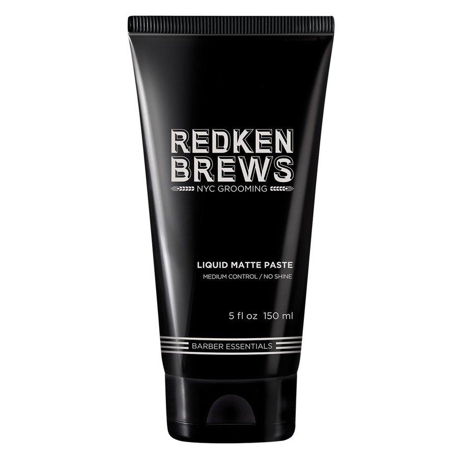 Redken Brews Liquid Matte Paste (150ml)