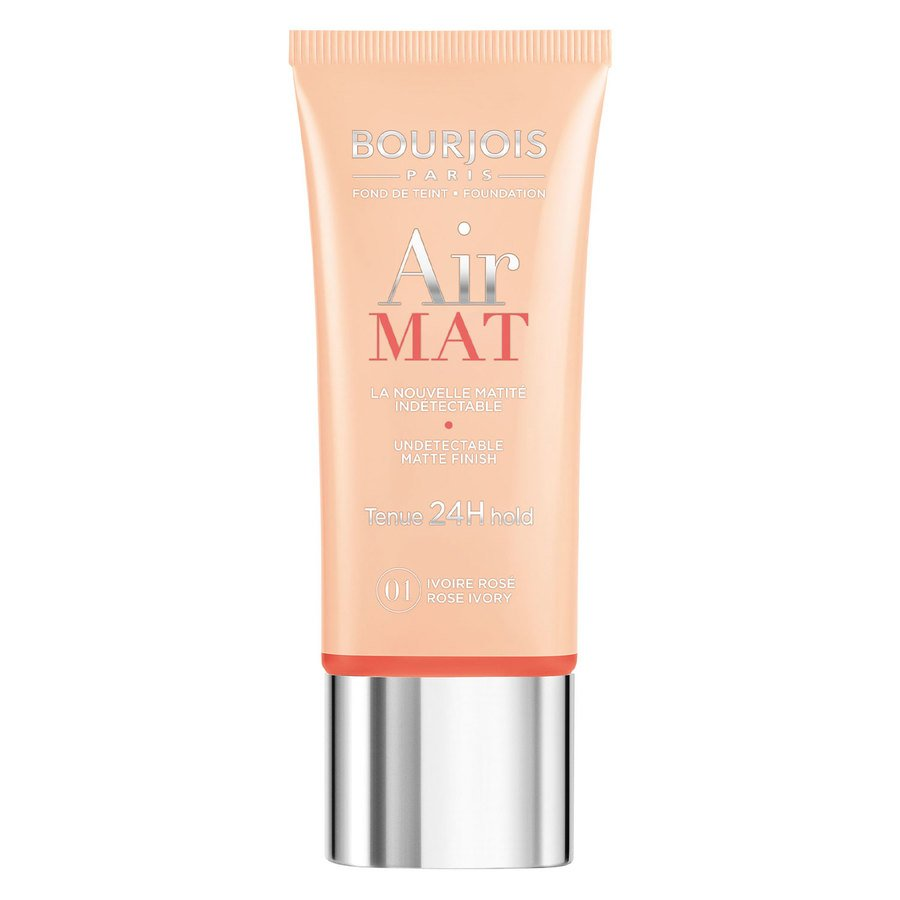 Bourjois Air Mat Foundation 01 Rose Ivory (30 ml)
