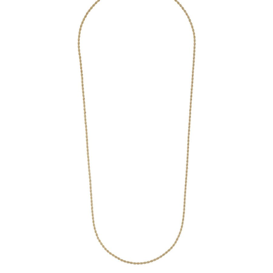 Snö Of Sweden Way Necklace Plain, 50 cm
