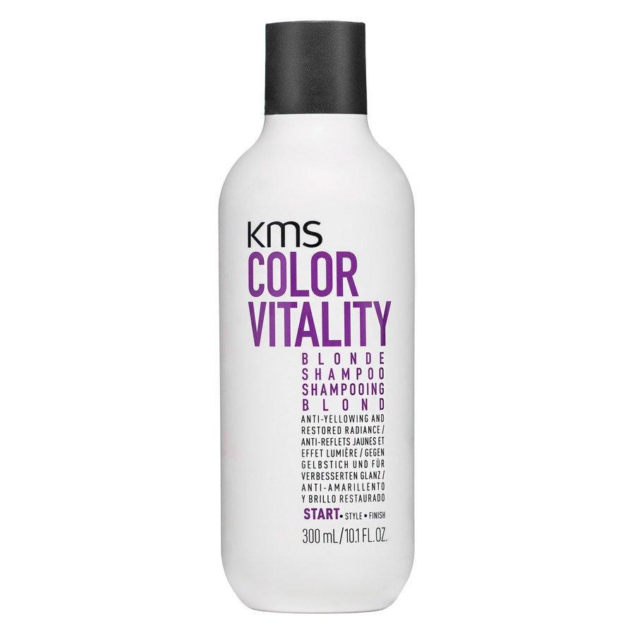 KMS Color Vitality Blonde Szampon (300 ml)