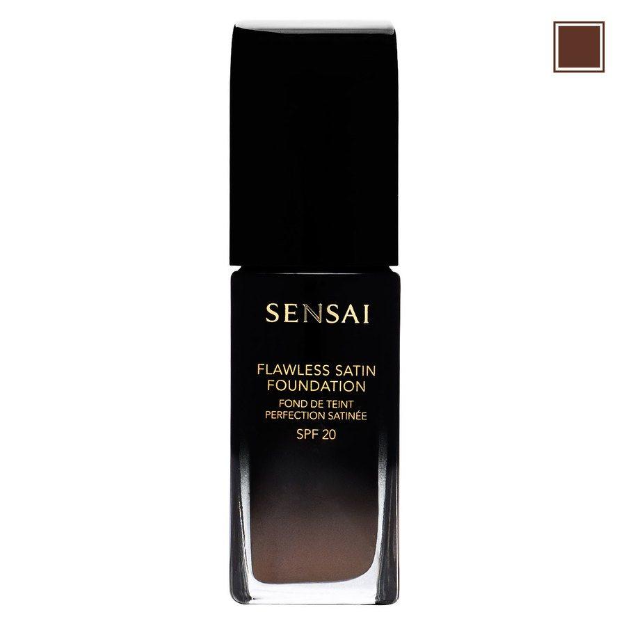 Sensai Flawless Satin Foundation FS206 Brown Beige (30 ml)