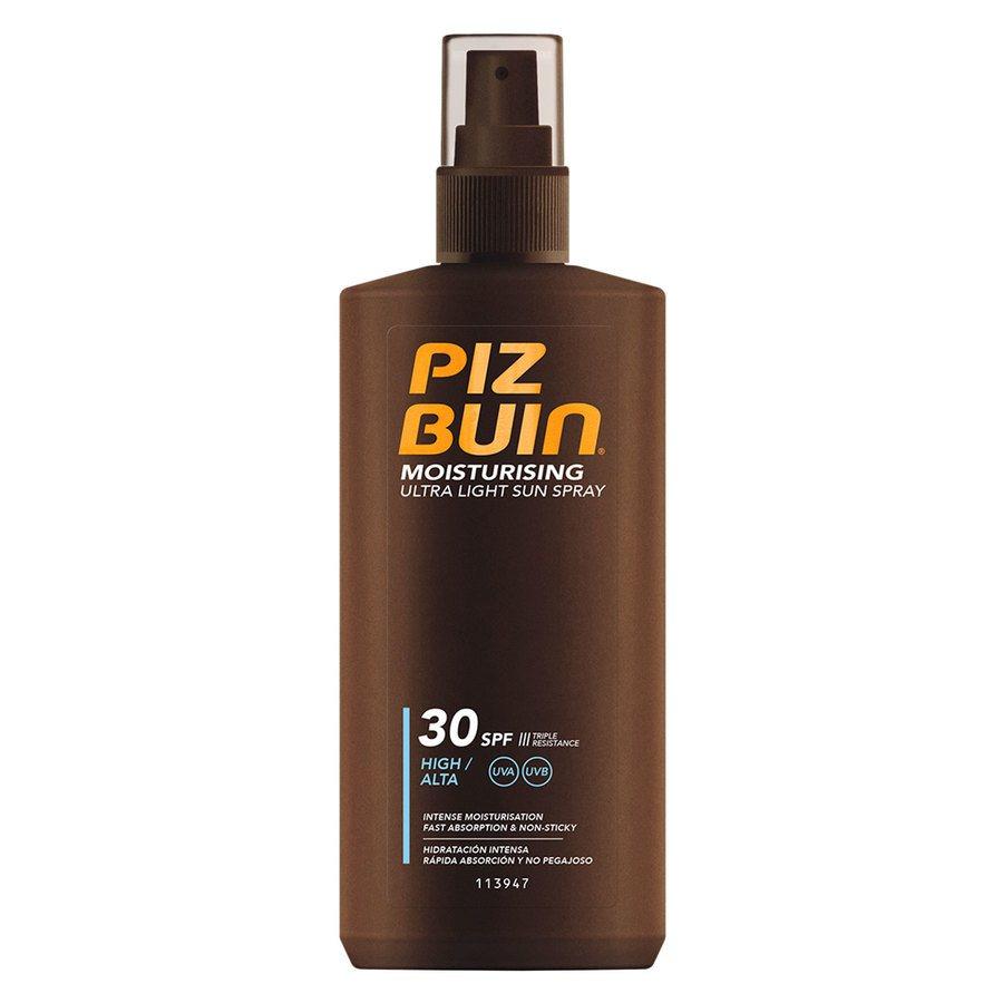 Piz Buin Moisturizing Ultra Light Lotion Spray SPF30 (200 ml)