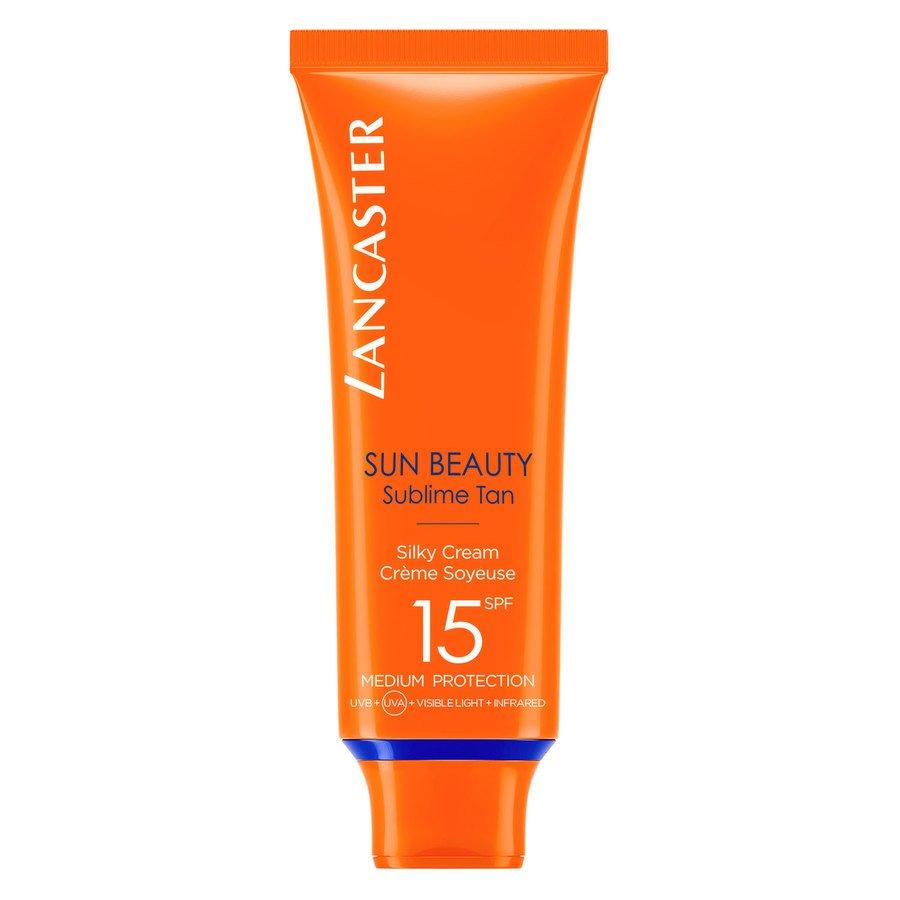 Lancaster Sun Beauty Sublime Tan Silky Cream SPF15 (50 ml)