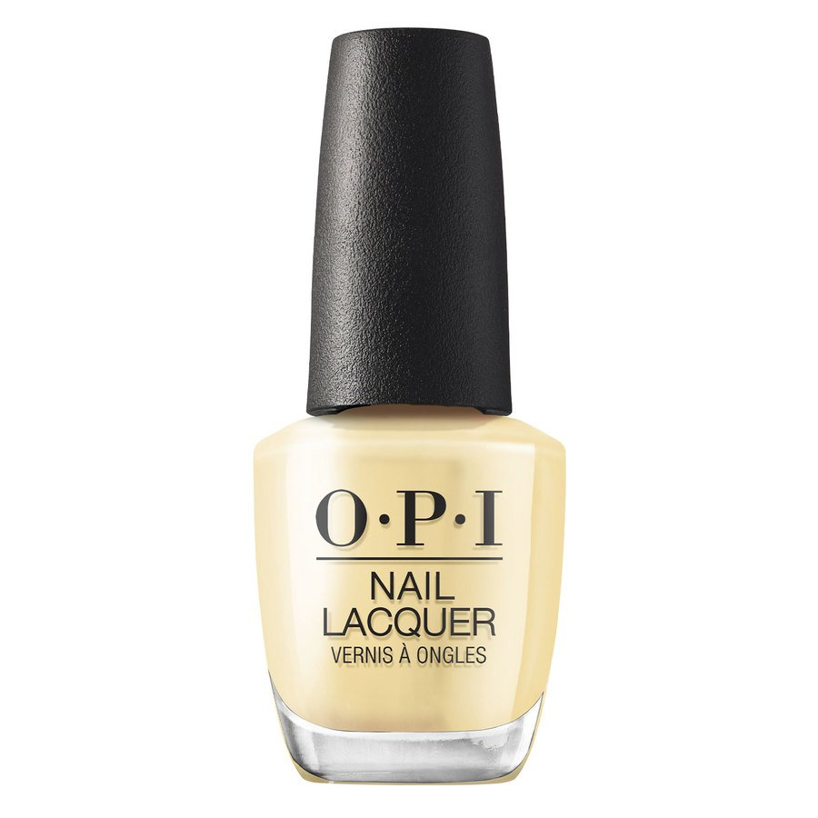 OPI Spring Hollywood Collection Nail Lacquer 15ml, NLH005 Bee-hind The Scenes