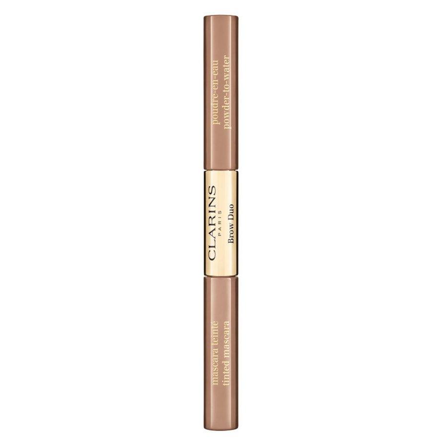 Clarins Brow Duo (2,8 g), 02 Auburn