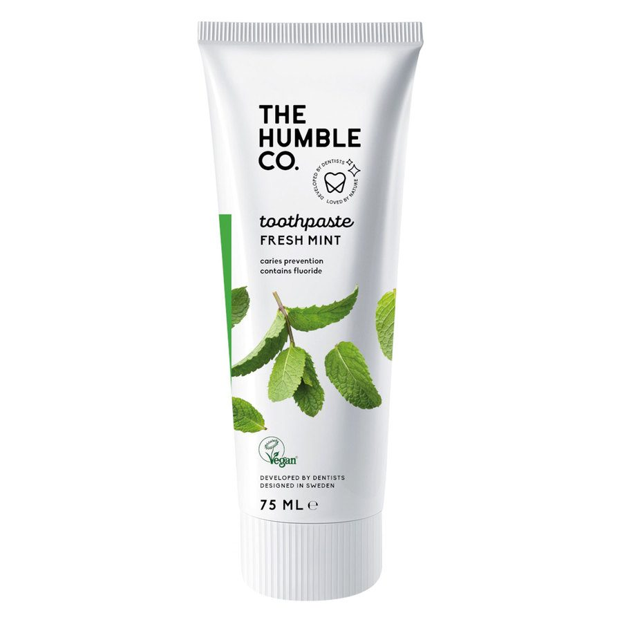 The Humble Co. Humble Natural Toothpaste Fresh Mint 75 ml