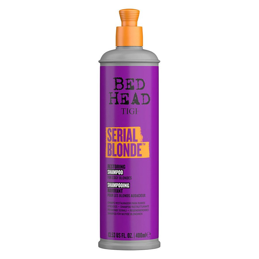 Tigi Bedhead Serial Blonde Shampoo 400 ml