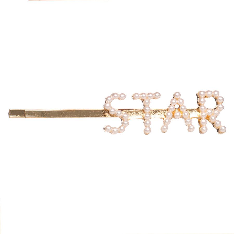 Just D`Lux Hairclip ─ Star