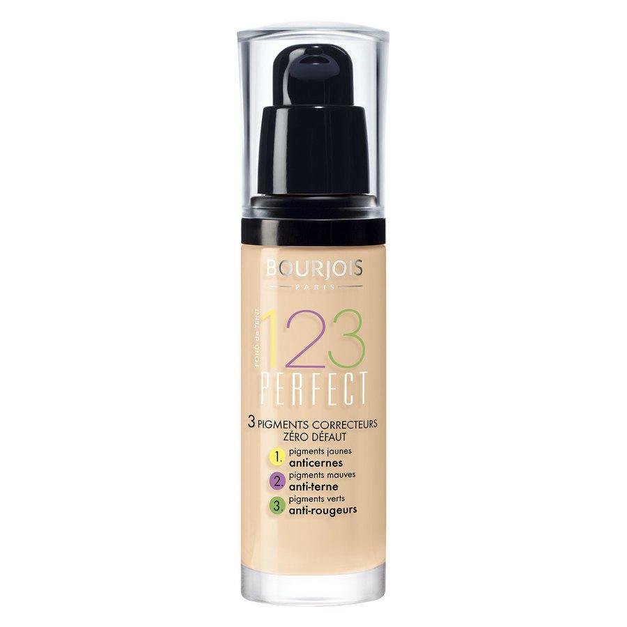 Bourjois 1,2,3 Perfect Foundation 52 Vanilla (30 ml)