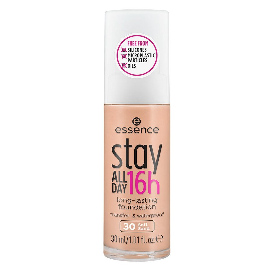 essence Stay All Day 16h Long Lasting Foundation 30 30 ml