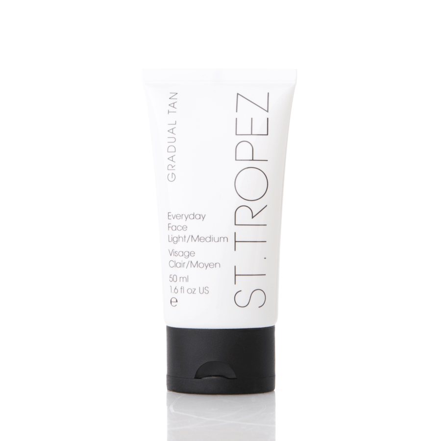 St. Tropez Gradual Tan Everyday Face (50 ml), Light/Medium