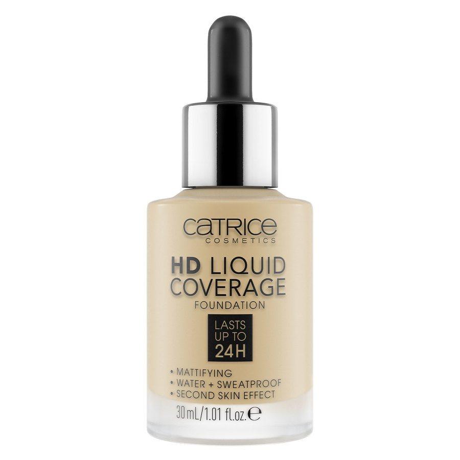 Catrice HD Liquid Coverage Foundation 30ml, 036 Hazelnut Beige