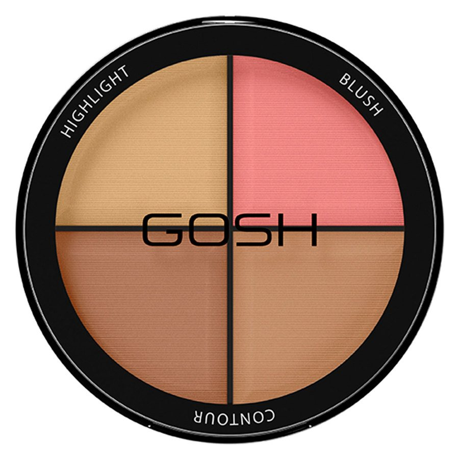 GOSH Contour'n Strobe Kit (15 g), #002 Medium