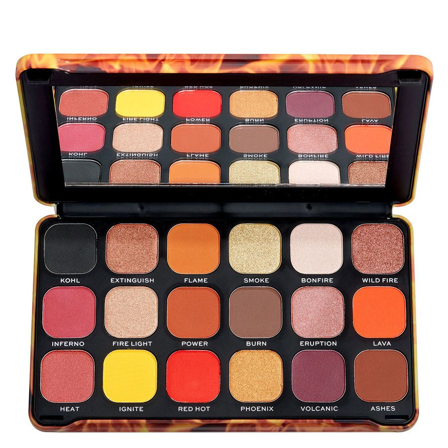 Makeup Revolution Forever Flawless Fire Palette