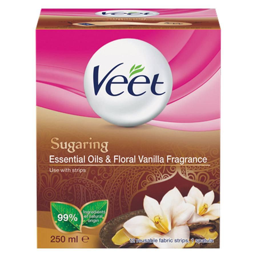 Veet Essential Sugaring With Argan Oil 250ml