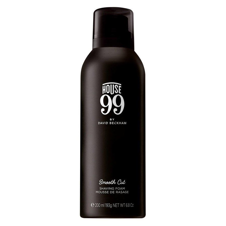 House 99 by David Beckham Smooth Cut Shaving Foam (200ml)