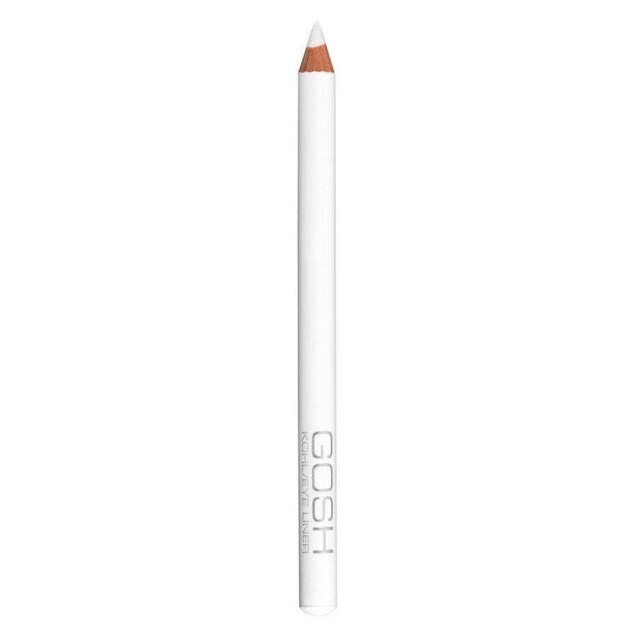 GOSH Kohl/Eye Liner (1,1 g), #004 White