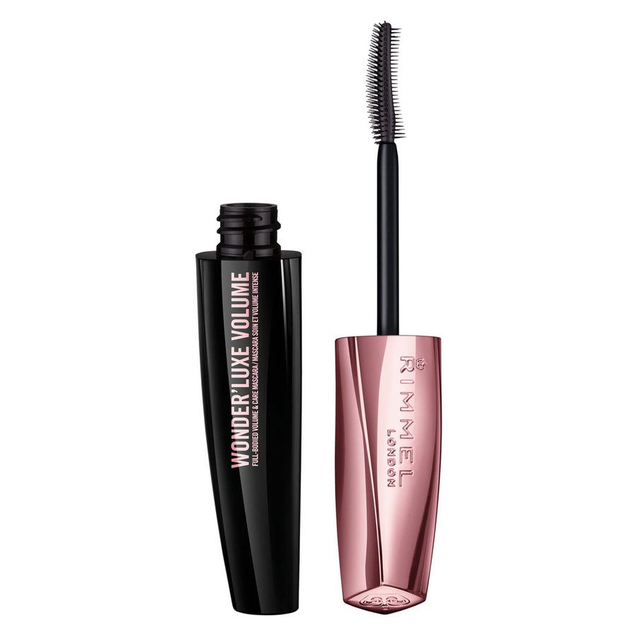 Rimmel London Wonder'Luxe Volume Mascara (11 ml), # 003 Extreme Black
