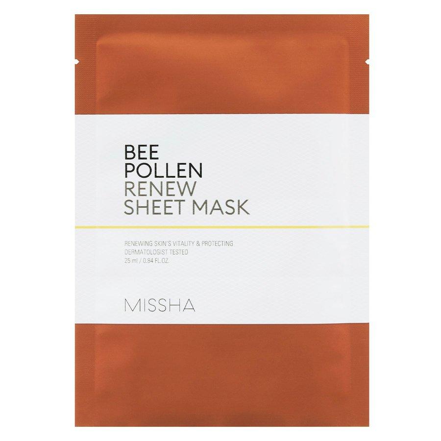 Missha Bee Pollen Renew Sheet Mask (25 ml)