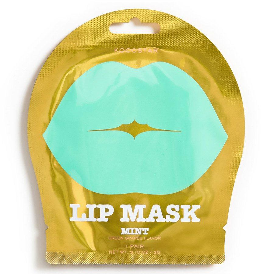 Kocostar Lip Mask, Mint Grape (1 sztuka)