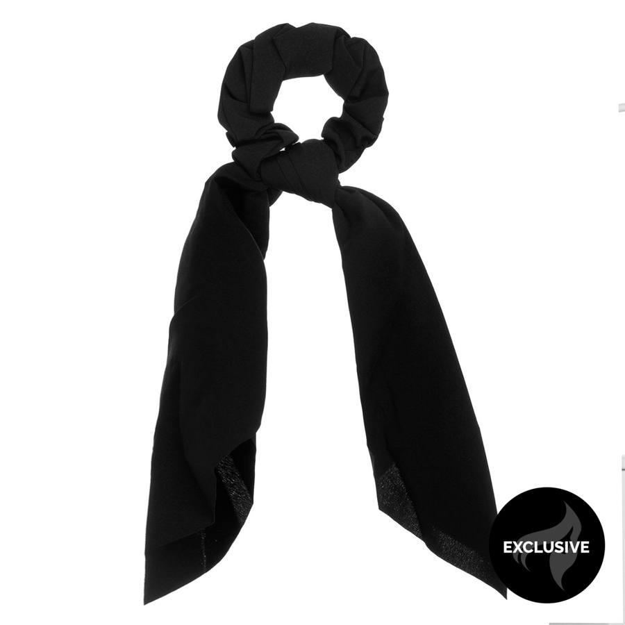 Shelas Hair Tie Black