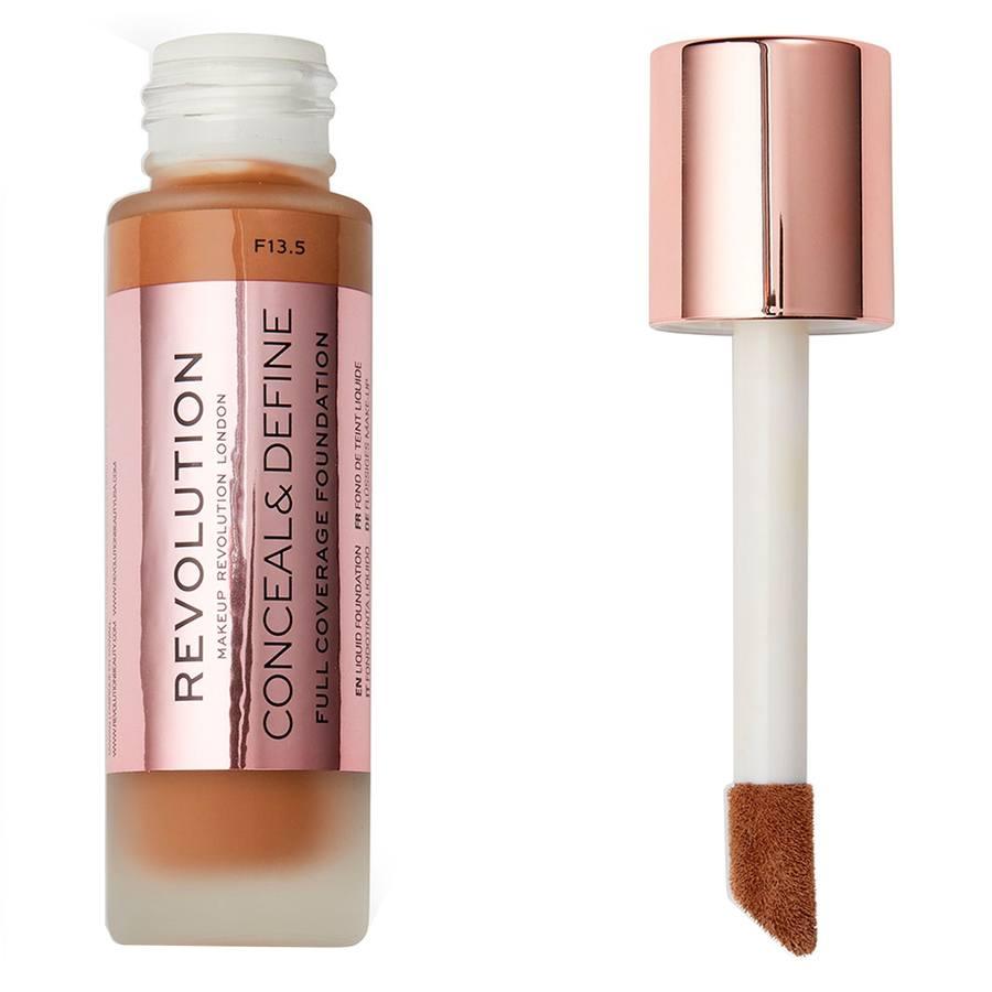 Makeup Revolution Conceal & Define Foundation, F13.5 (23ml)