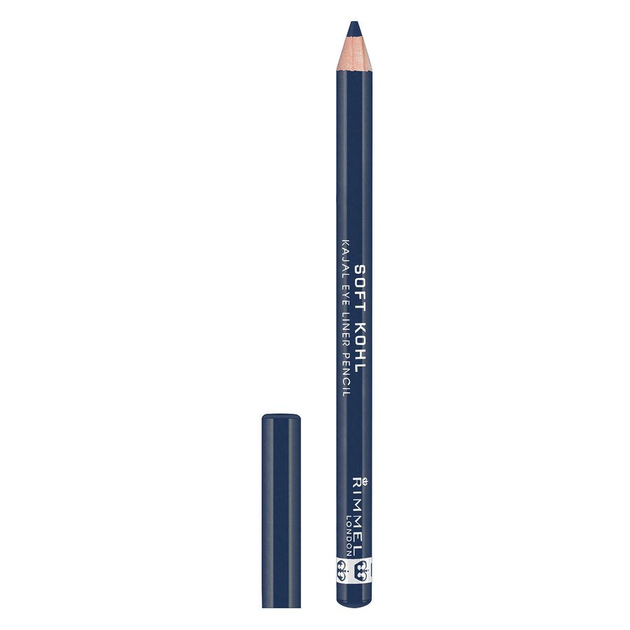 Rimmel London Soft Kohl Kajal Eye Liner Pencil Denim Blue 1,2 g