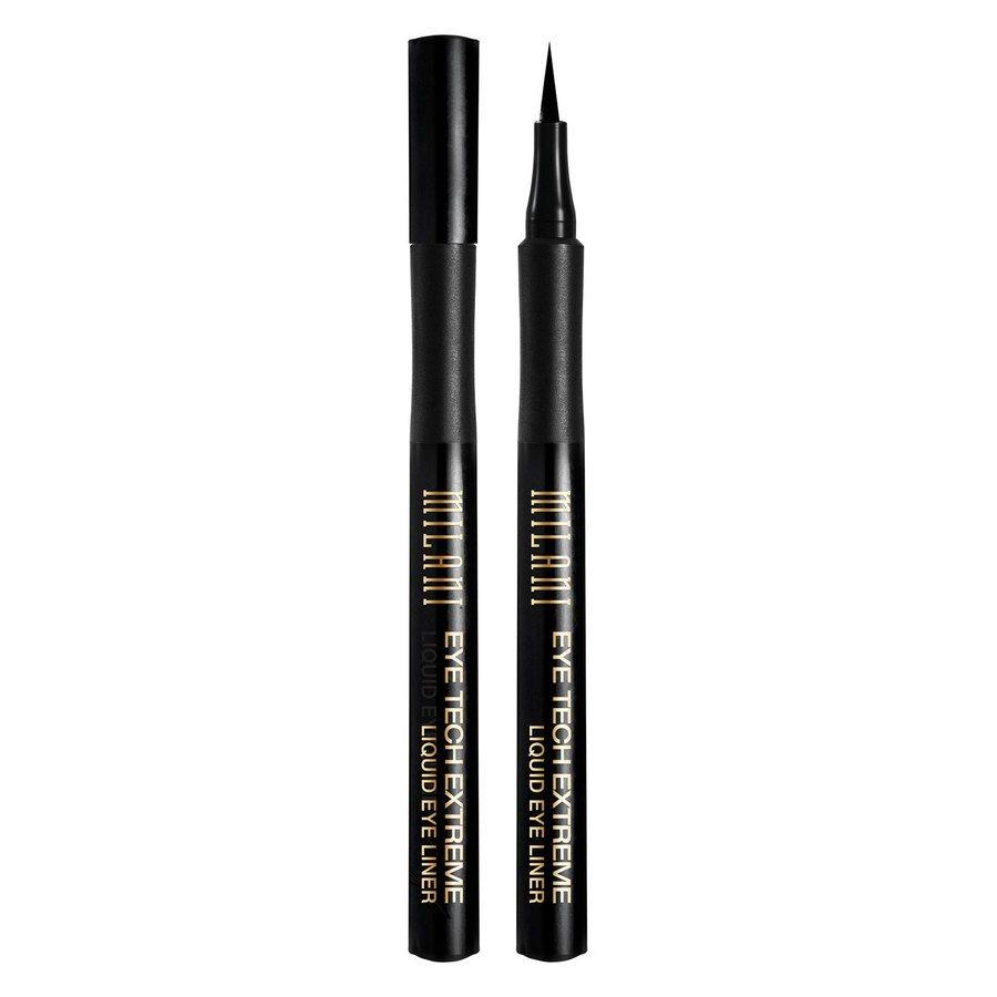 Milani Eye Tech Extreme Liquid Liner, Blackest Black